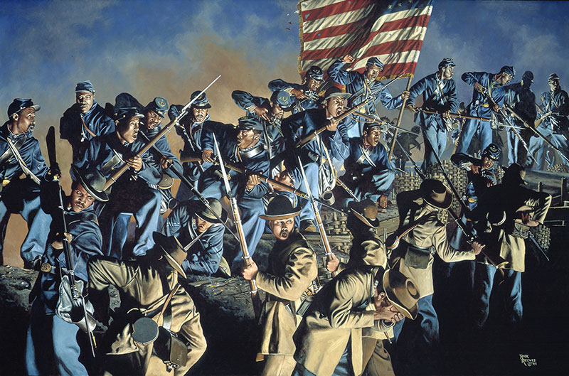 54th Massachusetts Regimental History