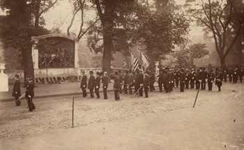 Shaw Memorial Dedication 1897