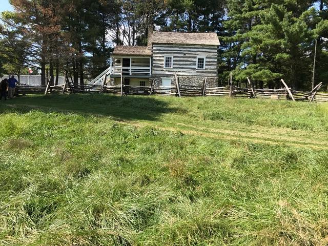 John Brown Farm House