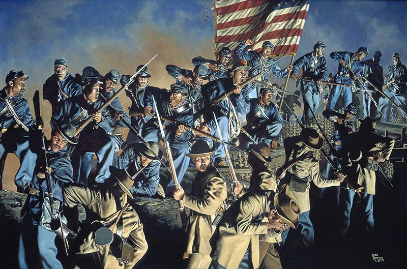 54th Massachusetts Regimental History