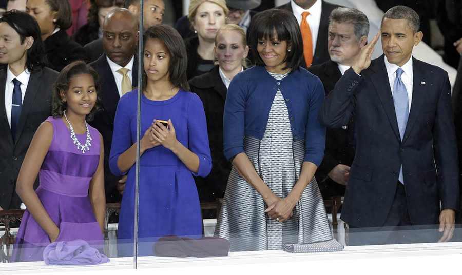 President Obama at 2013 Inauguration